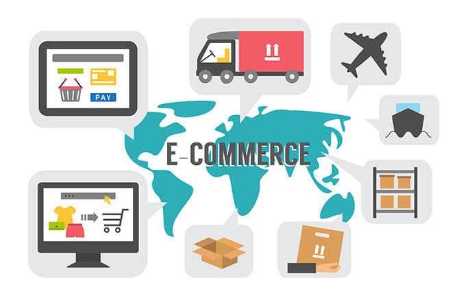 E commerce features