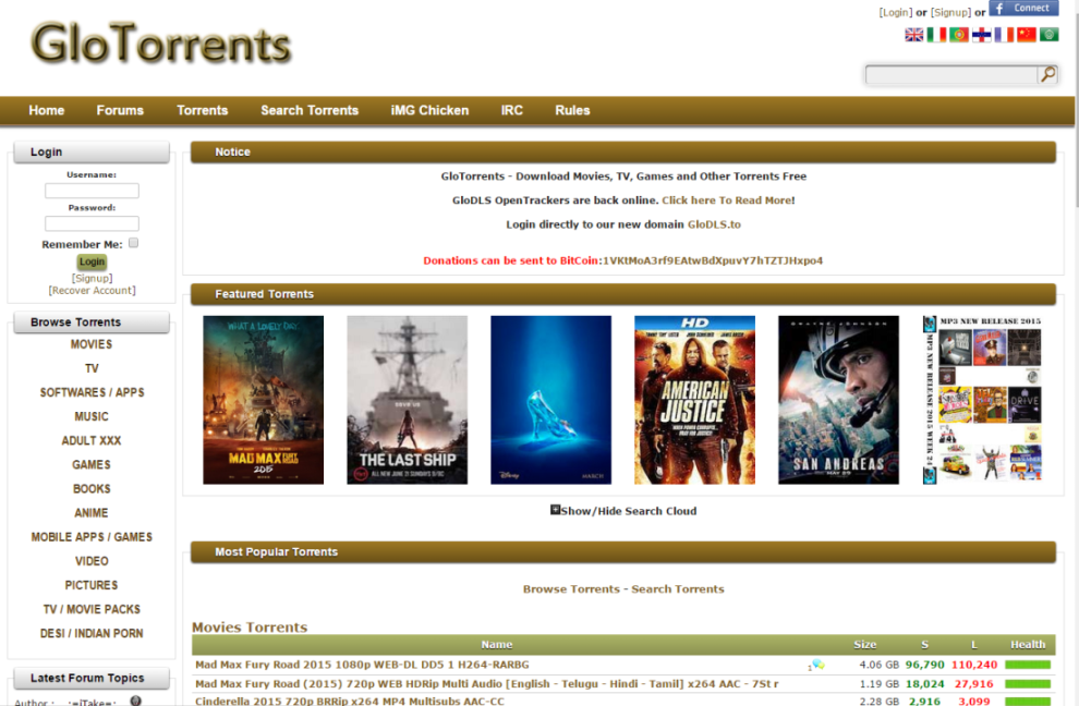glotorrents-proxy-mirror-sites