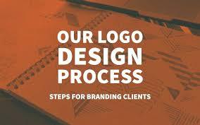 our logo design process