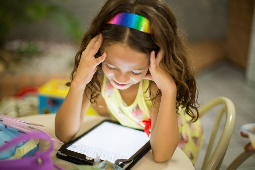 Tablets for toddlers