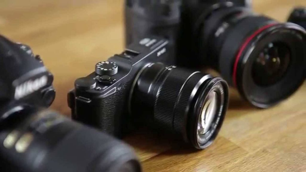 how to choose camera