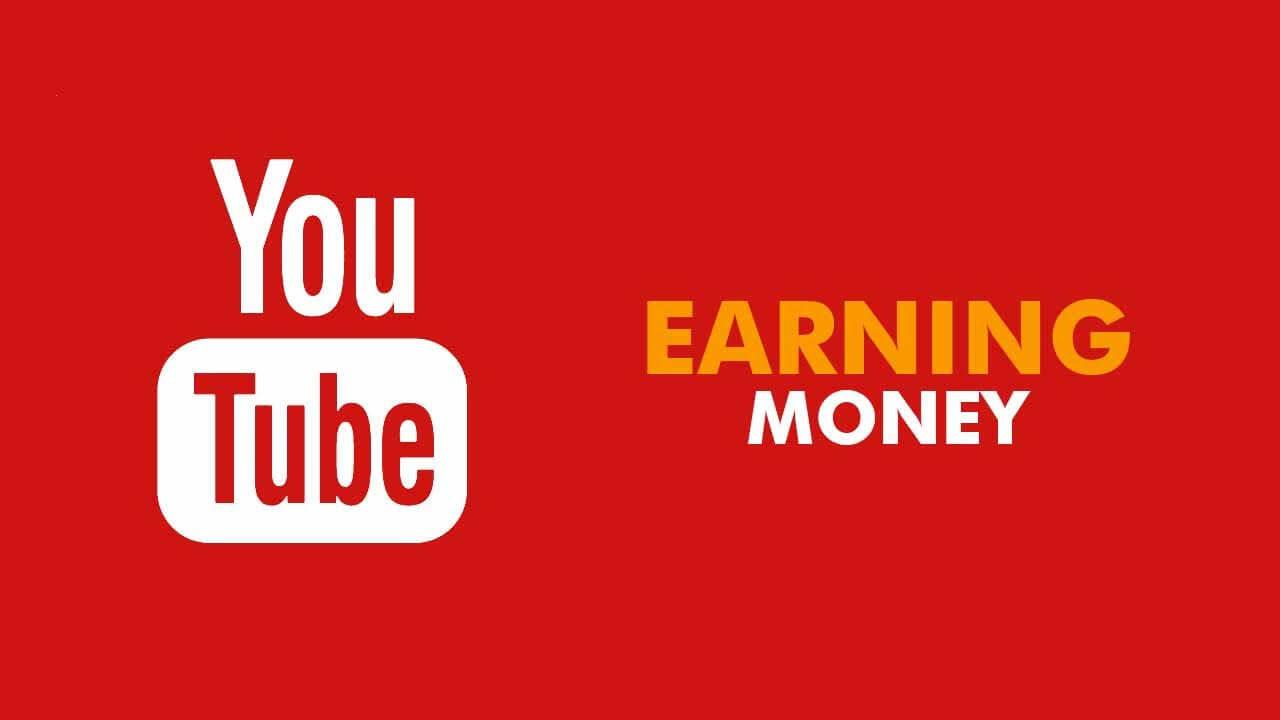 youtube stars making money