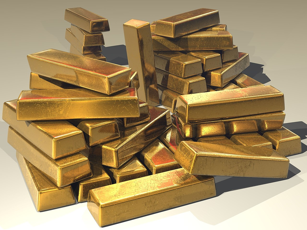 Highest Gold Prices in eight years
