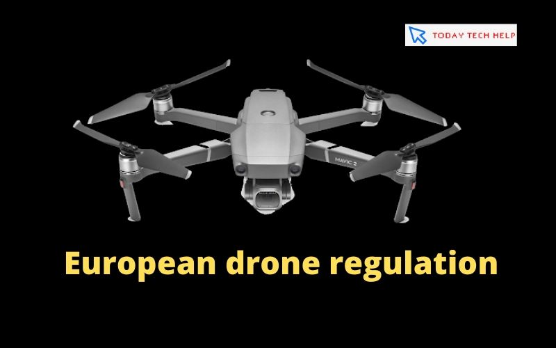 European drone regulation