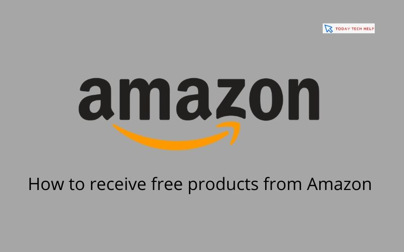 How to receive free products from Amazon (1)