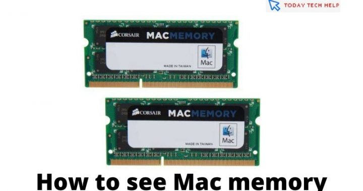 How to see Mac memory