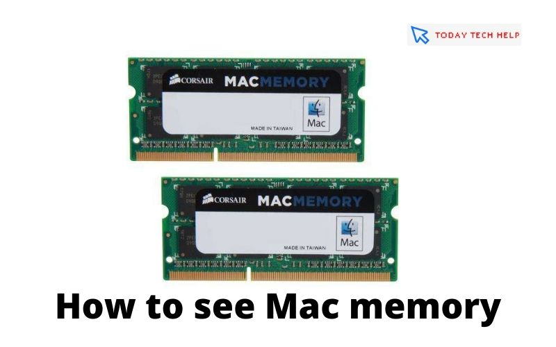 How to see Mac memory
