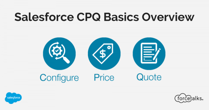 All you need to know about CPQ