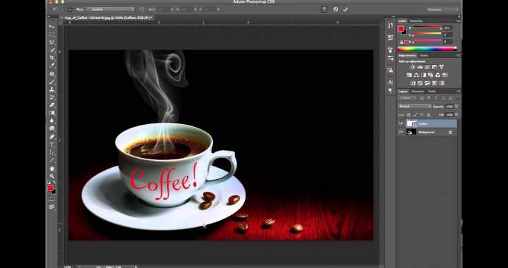 How To Create A Logo In Photoshop