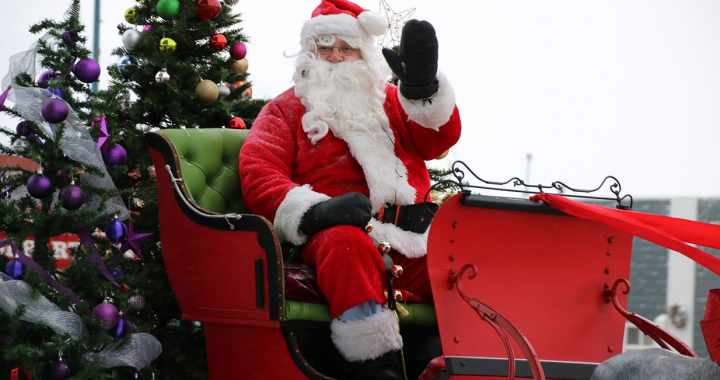 Mapping out Santa's Movement to Automation