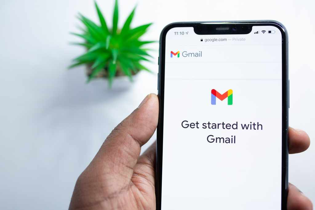 whitelist an email address with Gmail