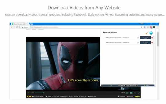 Download Videos From Websites