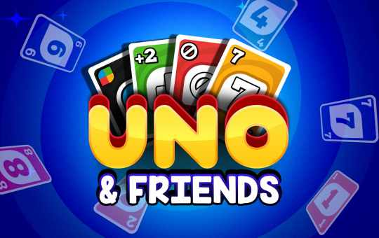 Uno Online with Friends