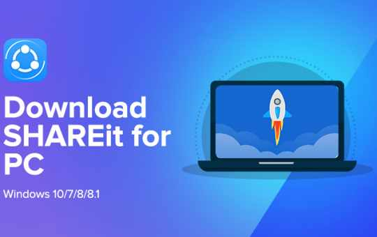 Shareit Download For PC