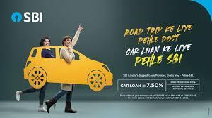 SBI Car Loan Interest Rate