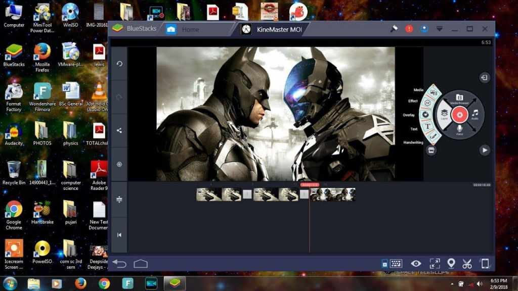 Kinemaster App Download For PC